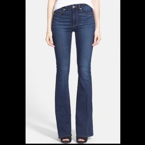 Paige Canyon Boot Cut Petitie Jeans